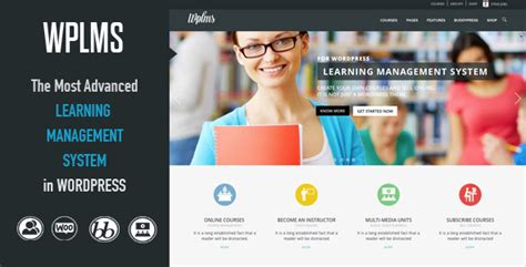 Wplms Learning Management System By Vibethemes Themeforest