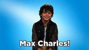 The Young Spiderman, Max Charles Talks Movie! - YouTube