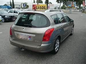 Peugeot 308 Break Occasion : peugeot 308 sw 1 6 hdi112 fap premium bmp6 occasion break diesel toulouse 31 puissance de 6 cv ~ Gottalentnigeria.com Avis de Voitures
