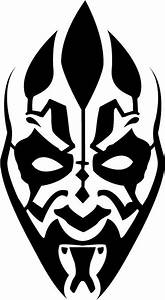 Darth Maul Silhouette | Star Wars | Pinterest