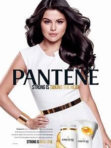 Selena Gomez - Pantene Ads (2017)