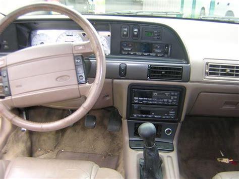 old car manuals online 1996 mercury sable interior lighting manual ac to eatc 1991 taurus taurus car club of america ford taurus forum
