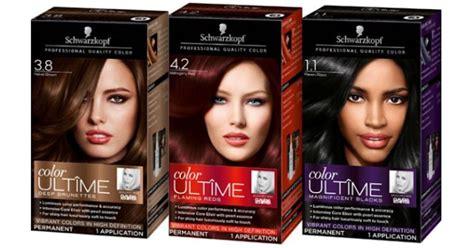Free Schwarzkopf Hair Color With Try Me Free Rebate