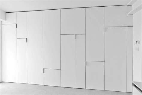 armoire de cuisine en aluminium yves deneyer menuiserie bois