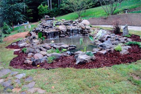 waterfalls and ponds landscaping by tran landscape call 678 637 3168 here are some recent pictures we love what we do so