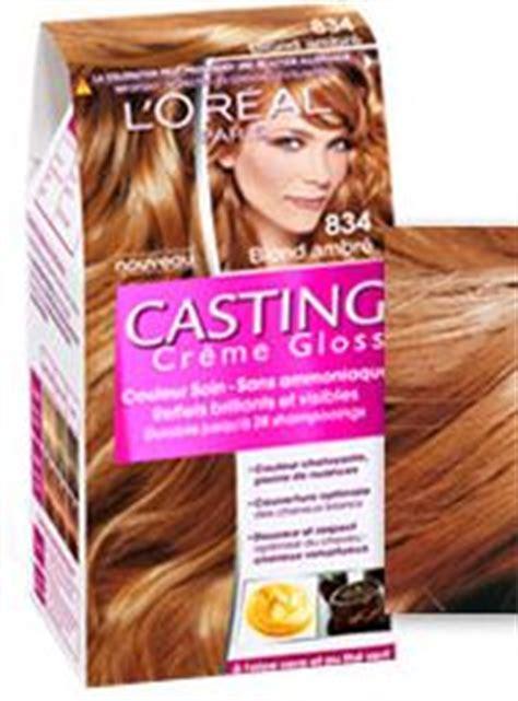 avis casting creme gloss blonds ambre de loreal paris