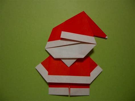 santa origami fun family crafts