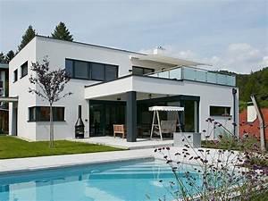 Ziegel Kosten M2 : flachdachhaus in gutenberg lieb massivhaus ~ Lizthompson.info Haus und Dekorationen