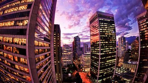 High Vancouver - Bing Wallpaper Download