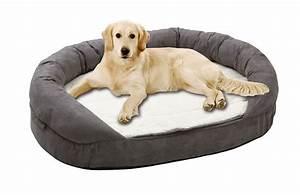 coussin orthobed ovale pour chien flamingo huberland With tapis moderne avec canapé lit pour chien