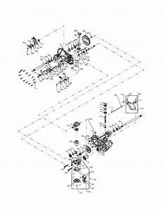 Cub Cadet 1515 Parts Manual