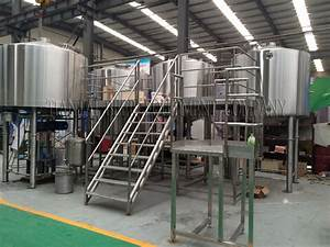 Second Hand Brewing Equipment 3000l 3