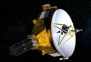 NASA will wake up New Horizons spacecraft, voyage into ...