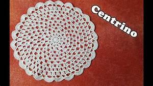 Tutorial Centrino Facile All U0026 39 Uncinetto