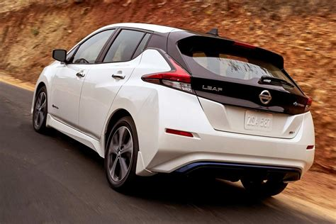 The Allnew Zeroemission 2018 Nissan Leaf Revealed Autobics