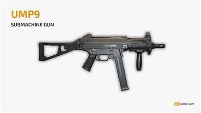 Pubg Ump9 Gun Guns Mobile Ump M416