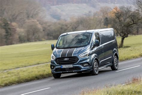 Ford Transit Custom Facelift Pictures Auto Express