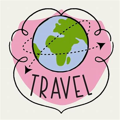 Clipart Vacation Icons Travel Icon Journal Globe