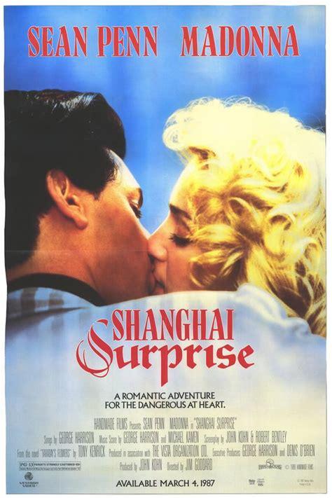 shanghai surprise romantic comedy film  madonna