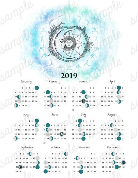 moon phase calendar yoga equinox solstice astronomy