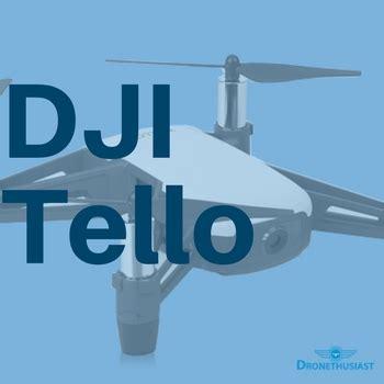 dji tello review  quadcopter   holidays