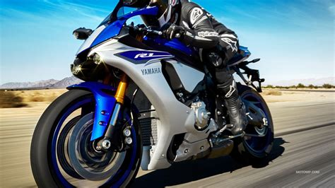Yamaha YZF R1M Supersport Motorcycle Wallpapers