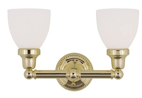 Livex 2 Light Polished Brass Classic Bathroom Vanity Wall The Best Solar Lights Led Outdoor Light Bulb Blue Rug Hunter Ceiling Fans With And Remote Spot Patio Lighting Ideas Good Quality Home Depot