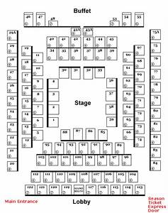 Derby dinner playhouse seating chart derby dinner playhouse