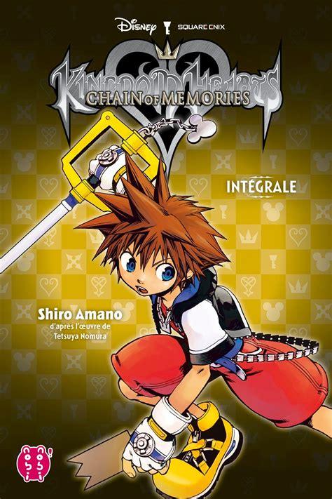 Vol2 Kingdom Hearts  L'intégrale (chain Of Memories