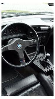 Interior BMW 320is Sedan (E30) '09.1987–07.1990   E30, Bmw ...