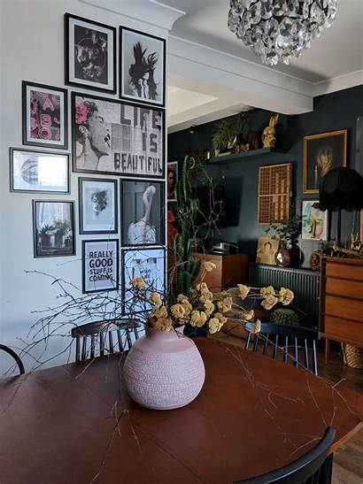 Decor Eclectic Quirky Colorful Apartmenttherapy Bold Tons