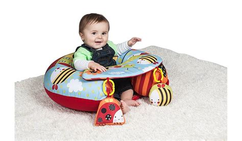 chair cusions kite cotton sit me up play baby george at