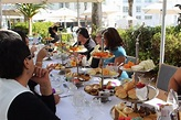 High Tea - Picture of The President Hotel, Bantry Bay ...