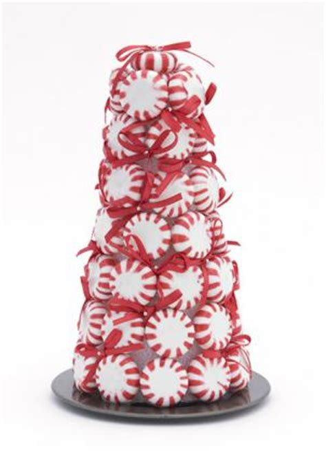 decorations made from - Starlight Mint Christmas Tree Directions