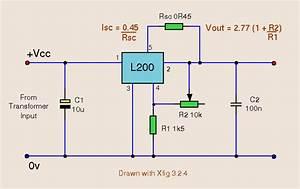 Wiring  U0026 Diagram Info  36v Output L200 Power Supply Circuit