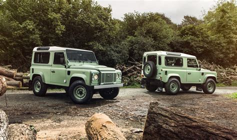 land rover defender 2015 special edition land rover defender heritage limited edition