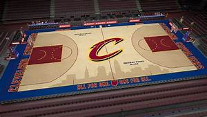 New Courts for NBA 2K15