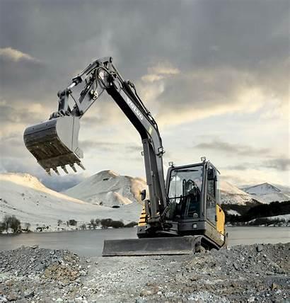 Volvo Excavator Excavators Compact Specs Mini Lectura