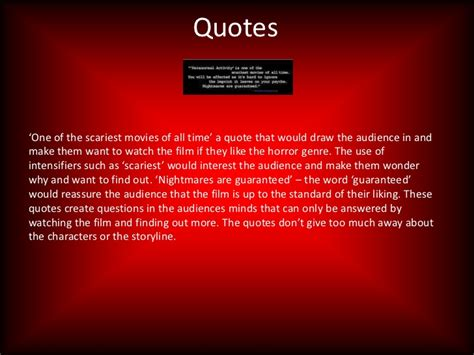 paranormal activity quotes image quotes  hippoquotescom