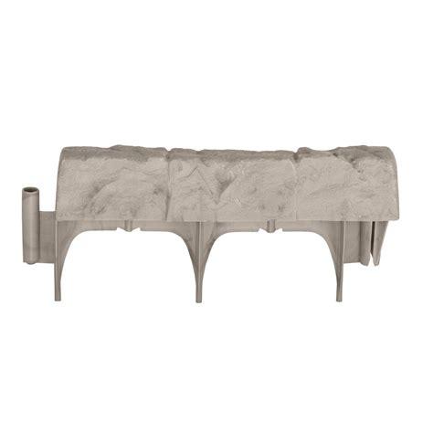 ft garden border edging resin stone landscape bed