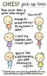 Pick Up Lines | Those 3 Months