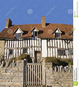 Mary Arden's House Royalty Free Stock Image - Image: 3819496