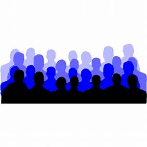 The gallery for --> Audience Silhouette Png