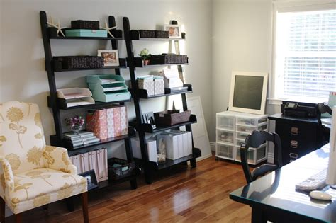 Simply Organized Home Office
