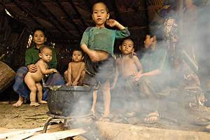 Laos Government Continues To Hunt Former CIA Secret Army - Roger Arnold Malnutrition
