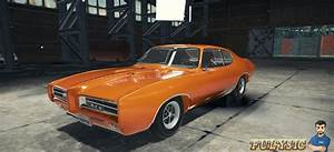 1969 Pontiac Gto The Judge - Cms 2018 Cars