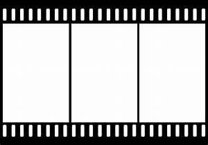 film strips template clipart best With film strip picture template