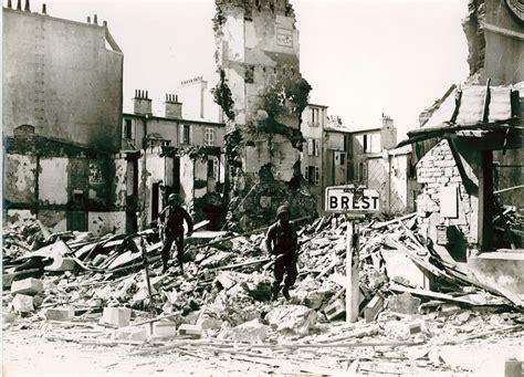 siege liberation août septembre 1944 le siège de brest actu fr