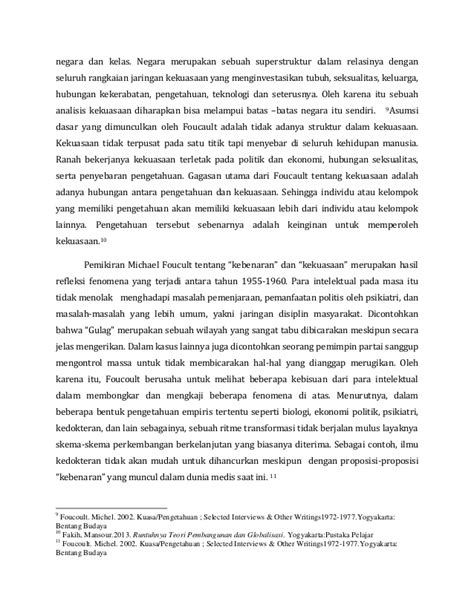 Relasi kuasa konflik kapital vs kearifan lokal (syafiq 2014)