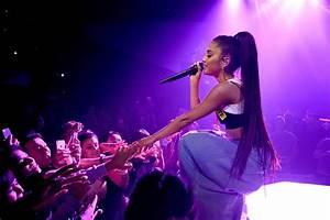 Ariana Grande Says She'll Hold Benefit Concert for ...